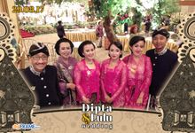 Dipta & Lulu Wedding by digiFRAME