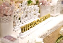 Pullman Thamrin - Thyo & Kezia Reception by Matteo Wedding Organizer