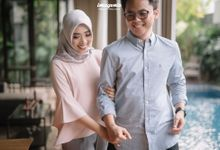 Prewedding M & F by Imagenic