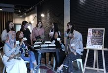 Oh Brush Calligraphy Workshop by Letter By Bee