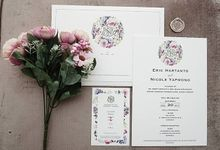 Wedding Invitation by Paperink