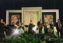 BALAI EXPO JAKARTA | VITO & DINI by Lemon Tree Entertainment