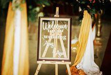 Wedding Mba Ajeng by Anzani Decoration, Catering & Wedding Management
