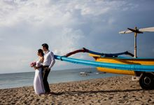 Sunset Wedding by Holiday Inn Resort Baruna Bali
