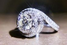 Precious Diamond Ring by Pointers Jewellers