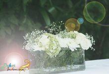 Beach Rustic Style - Cheryl & Ale Wedding by Dekor Indonesia