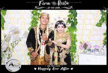 Wedding of Fira & Restu by Vassav Photoworks