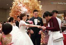 Alwin & Nova  @Aston Cengkareng 07052017 by Moist Wedding Planner & Organizer