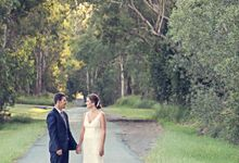 DIY Hinterland Wedding by Niki D Photography