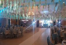 Wedding of Almar and Grem by JS MINA SOUND SYSTEM