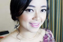 Graduation Makeup by Sweetiana Makeup