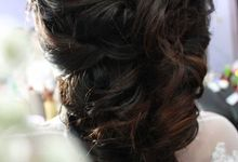 Hairdo by Cecillia Diana