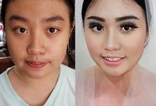Wedding Makeup by Juny Veniera Makeup Artist