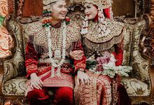 THE WEDDING OF ANISA & VINZA by Chandani Weddings