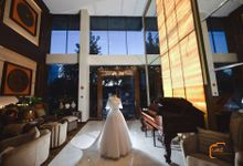Arthur and Claire Wedding by Cocoon Boutique Hotel