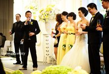 Melvin & Vero | the Wedding by The Wagyu Story