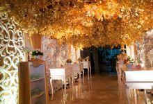 Wedding of Geswin & Cindy by Azalia Decoration