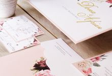 standard invitation by Bride&Groom Invitation
