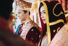 Tika & Dimas by Adhyakti Wedding Planner & Organizer