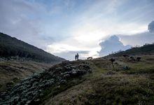 Adventure Prewedding At Gede Pangrango National Park by artventura project