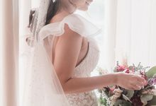 When Him & Her Become One by Just Married Bali Wedding