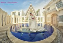 pre wedding at chapel amanda yacht kapal pesiar hidden beach bali by Sweet & Cute Couple Photography