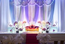 Liyana & Fairuz - Reception by Cubic Foto by PlainPaperpaint Production