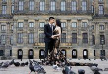 Aditya & Stephanie Pre-Wedding by NOMINA PHOTOGRAPHY