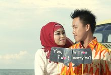 Dasir Prewedding Photo by de'Cappuccino Photography