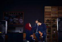 Prewedding Ayesha & Fuji by Luqmanfineart