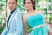 Maynard & Caroline Prewedding by King Foto & Bridal Image Wedding