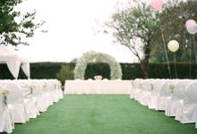 VIVIAN and KEVIN IN BEAS RIVER COUNTRY CLUB by KC Professional Photography