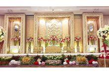 Wedding of Chendra & Myrna by The DayZ Wedding Planner