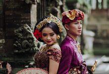 Prewedding A & T by Nika di Bali