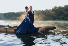 Pre-wedding session of Harry and Kezia by PadiPhotography