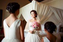 FEBE & ERWAN WEDDING by MC RANI HARDJADINATA