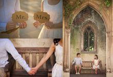 JULIE and JEFF LONDON PREWEDDING by KC Professional Photography