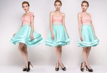 lookbook 2015 by Lademoiselle Bridesmaids