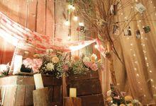 The wedding of Diajeng & Wendhi by Eden Design