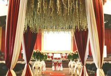 wedding of Rio & Guin by The DayZ Wedding Planner