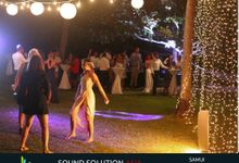 Alisha and Ben's Wedding by Sound Solution Asia