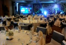 Gala Dinner JP Morgan by Rustic Decoration