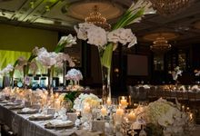 The Great Gatsby by The Wedding Atelier