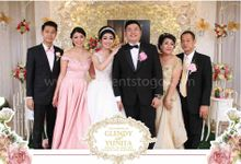 The Wedding of Yunita And Glendy by Moments To Go