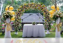 Wedding at FuramaXclusive Villas & Spa Ubud by FuramaXclusive Villas and Spa Ubud