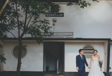 Singapore Pre-Wedding Daniel and Amanda by Susan Beauty Artistry
