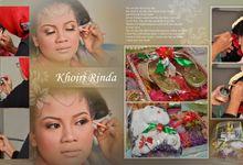 Wedding Rinda & Khoiri by Friesma Photography