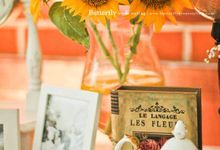 Tuscan dreams by Butterfly Event Styling