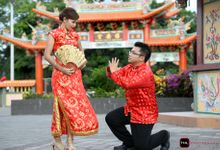 Prewedding of  Andree & Mega by THL Photography