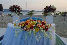 Bayna and Merza by Details & Blooms